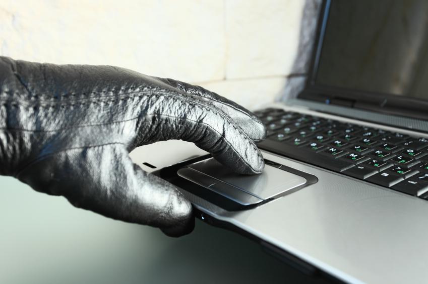 smartphone laptop theft