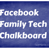 Facebook Family Tech Chalkboard: Tips and New Features