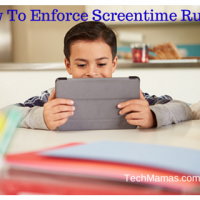 How To Enforce Screen Time Rules For Kids
