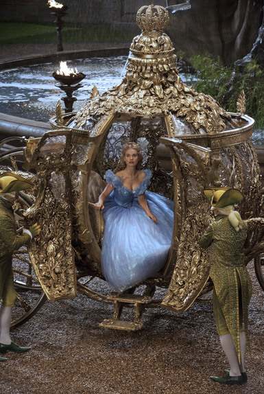 CINDERELLA  2014 Disney Enterprises, Inc. All Rights Reserved.