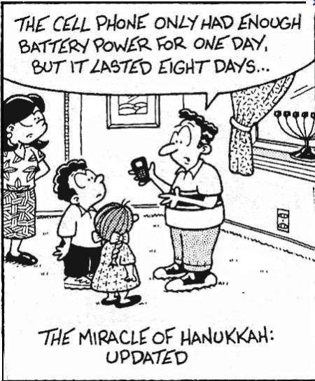 miracle of hanukkah updated
