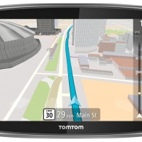 Using TomTom GO GPS to #GetHomeFaster