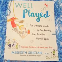 Two Books Every Parent Should Have : #WellPlayedBook and #ParentHacks