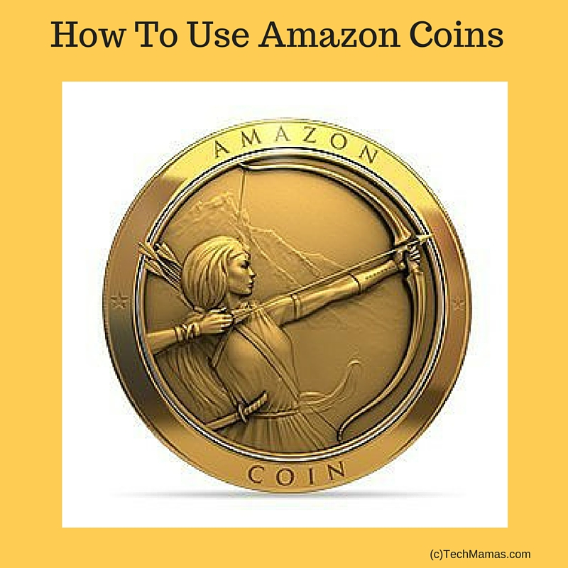 How To Use Amazon Coins