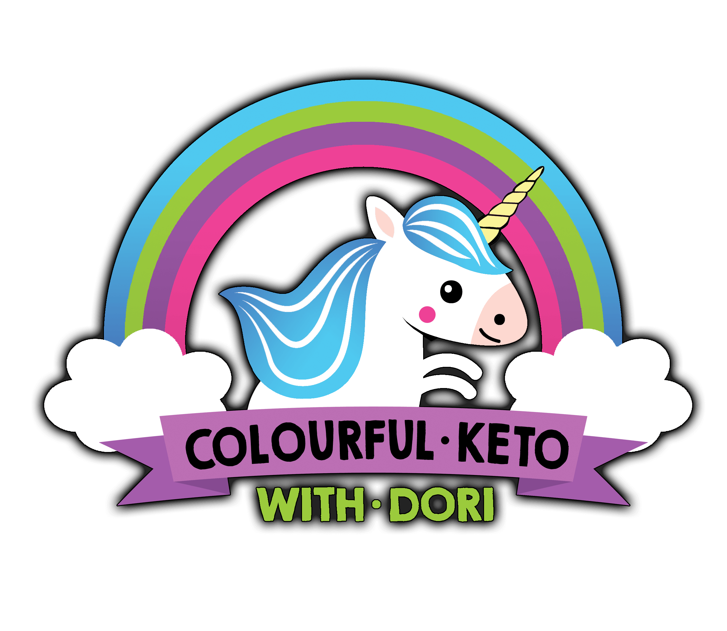 Colourful Keto with Dori