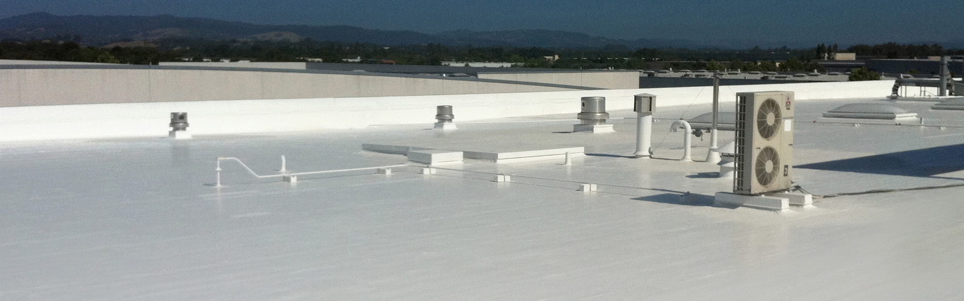 Spray foam insulation san antonio spray roof coating san antonio commercial roofing san antonio TPO roofing san antonio PVC roofing san antonio