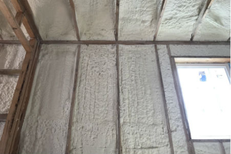 San Antonio Open Cell Foam Insulation Seguin Spray Foam Insulation Corpus Christi Commercial Insulation