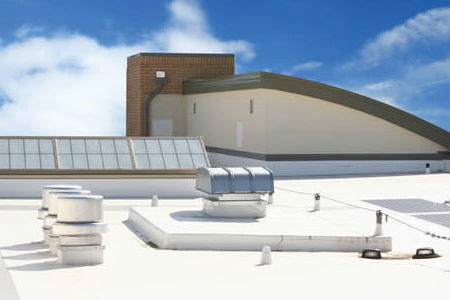 San Antonio PVC roofing Seguin Commercial Roofing Austin Flat Roofing PVC