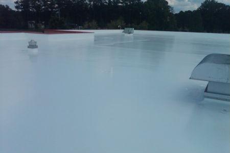 San Antonio roof coating san antonio commercial roofing san antonio spray foam insualtion
