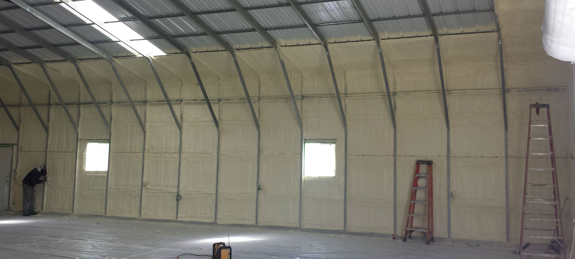 Spray foam insulation san antonio spray roof coating san antonio commercial roofing san antonio