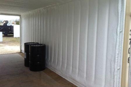 San Antonio spray foam insulation Seguin energy efficient insulation commercial insulation
