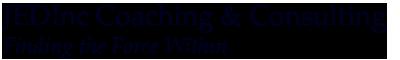 JEDInc Coaching & Consulting