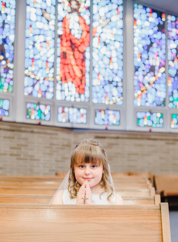 Communion Photography | Gabriella