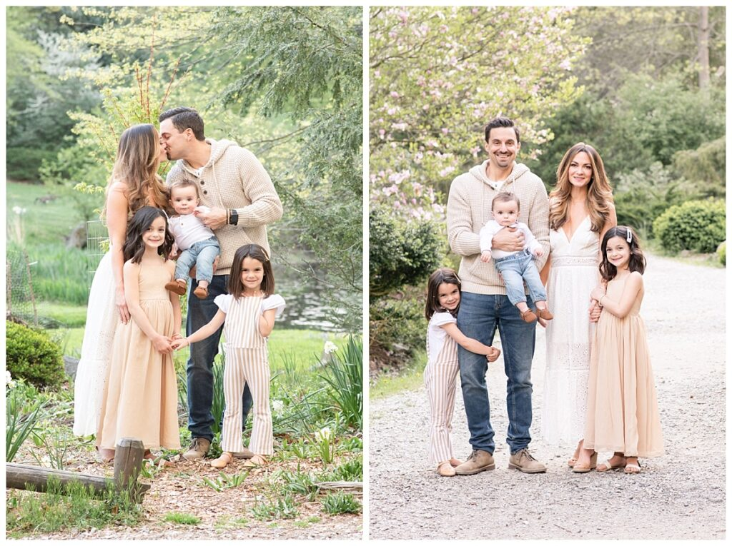 Stress Free Family Session JM Scura Photography