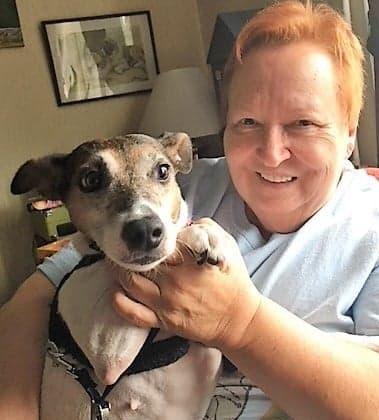 Sandy Minor, Canine Donations Coordinator