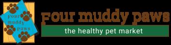 Four Muddy Paws