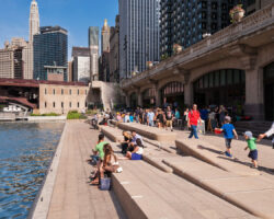 Chicago Riverwalk Extension