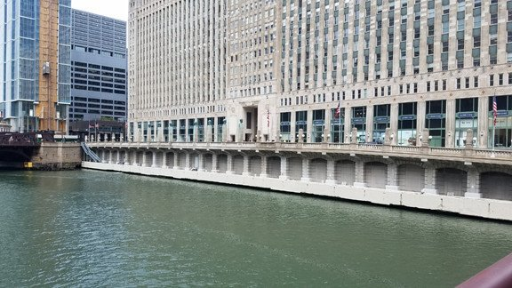 river walk concrete restoration