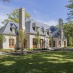 New French Country Home