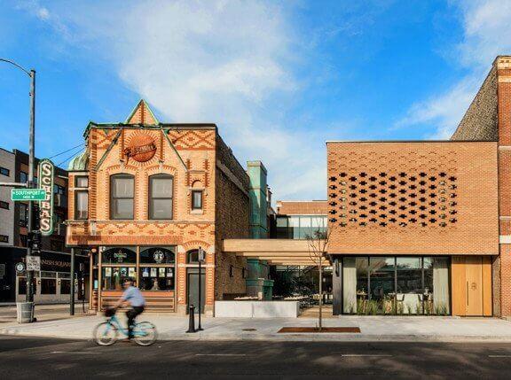 brick restoration restaurant