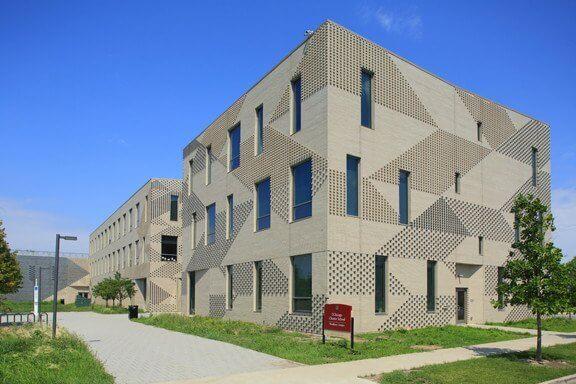 brick design for schools