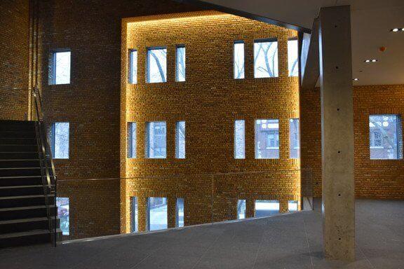 brick gallery restoration