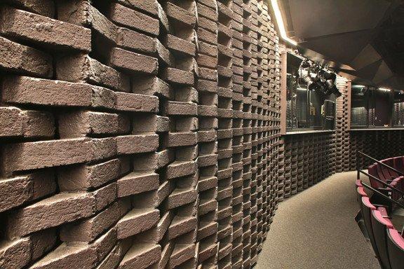 brick sound barrier theater