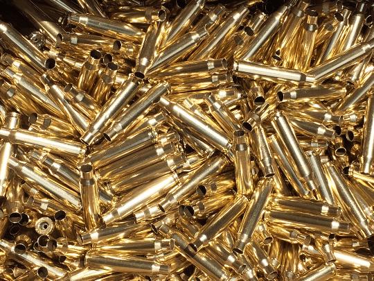 Processed 223/5.56 reloading brass