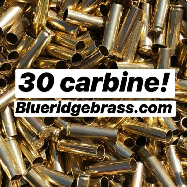 30 carbine reloading brass