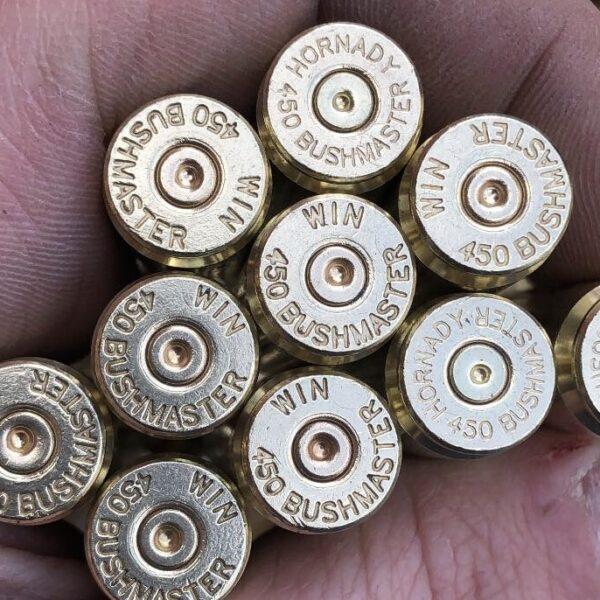 450 bushmaster reloading brass