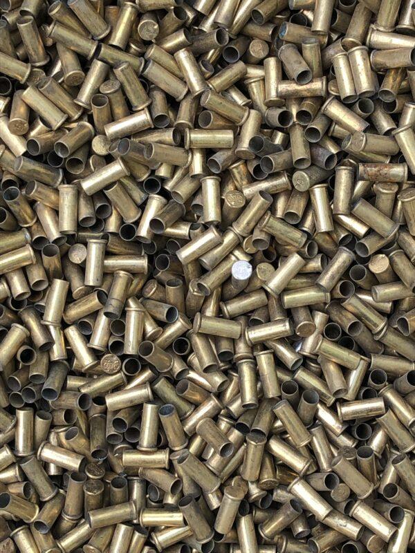 22 long rifle casings