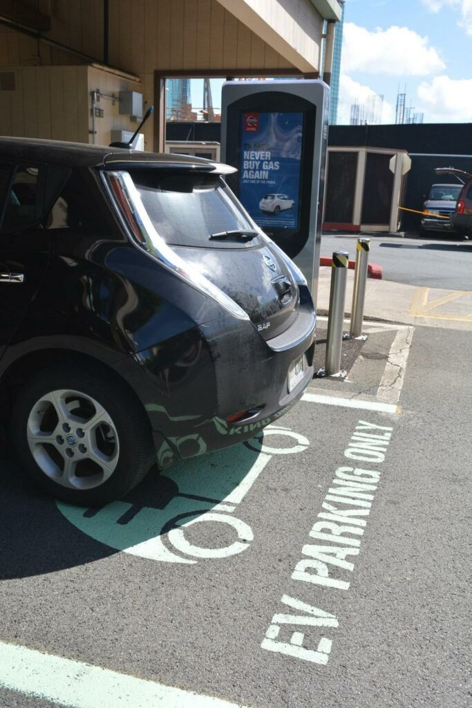 evercharge volt at ward