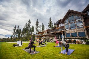 Revelstoke Bison Lodge Yoga