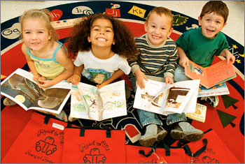 Opening Doors by Opening Books - Parent Engagement for Early Literacy