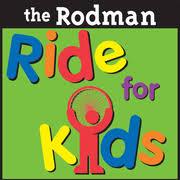 The Rodman Ride for Kids logo