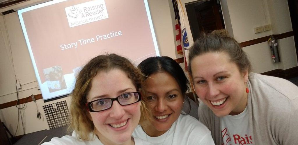 Story Time Practice Workshop