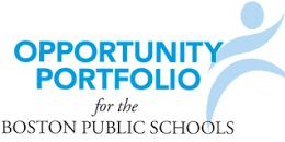 Opportunity Portfolio for the Boston Public Schools logo
