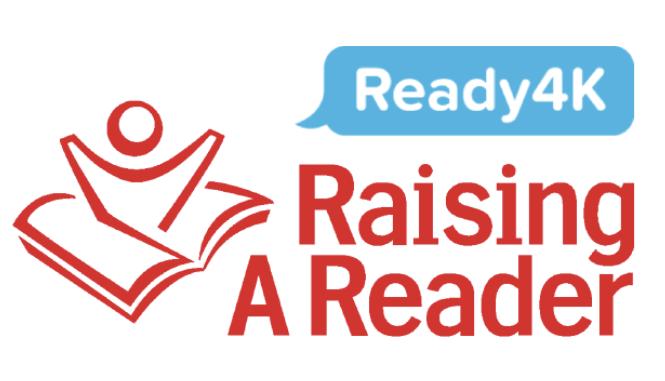 Raising A Reader Ready4K Logo