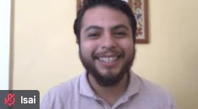 Isaí Jiménez - Program Coordinator