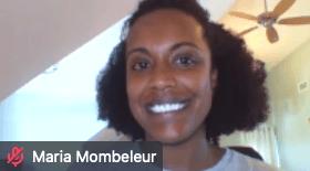 Maria Mombeleur - Associate Program Director