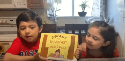 Pancakes for Breakfast Video