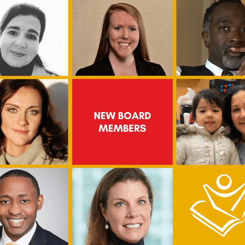 New RAR-MA Board Members