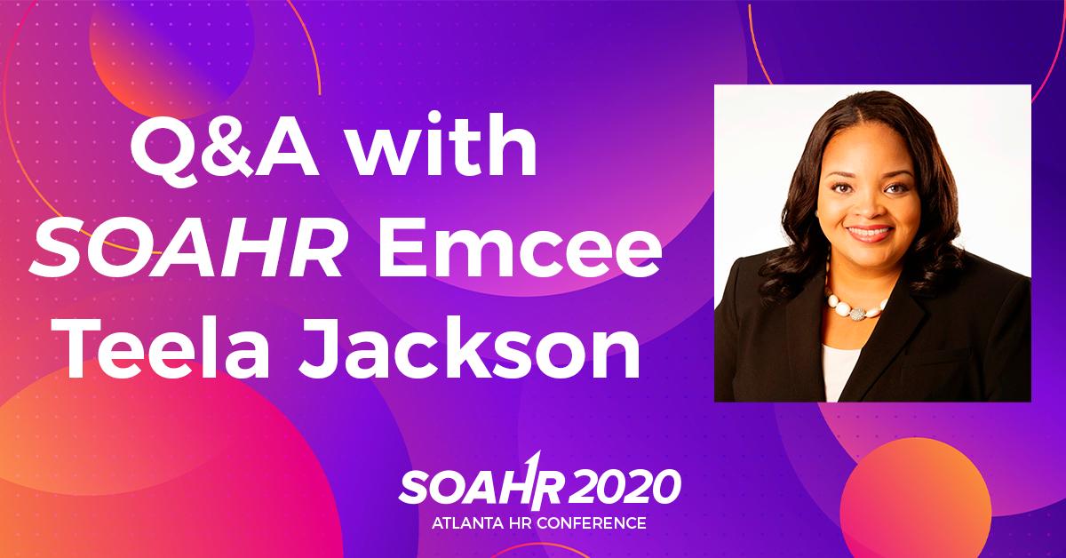 Q&A with SOAHR Emcee Teela Jackson