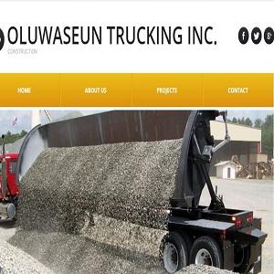 Oluwaseun Trucking Inc.