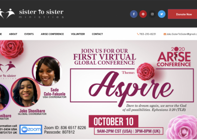 Sister to sister ministry