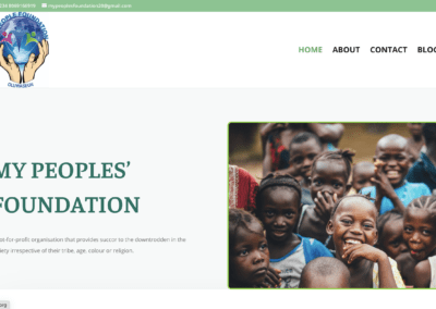 my people's foundation