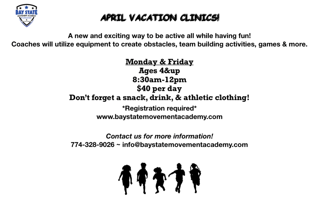April Vacation Clinic