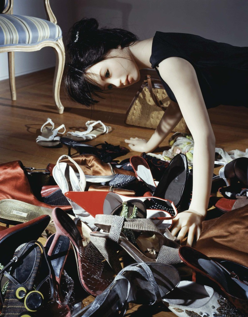 The Love Doll Day 26 (Shoes), Laurie Simmons- Munal.jpg