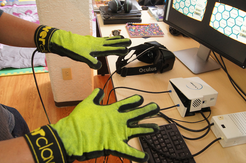 Guantes Power Claw