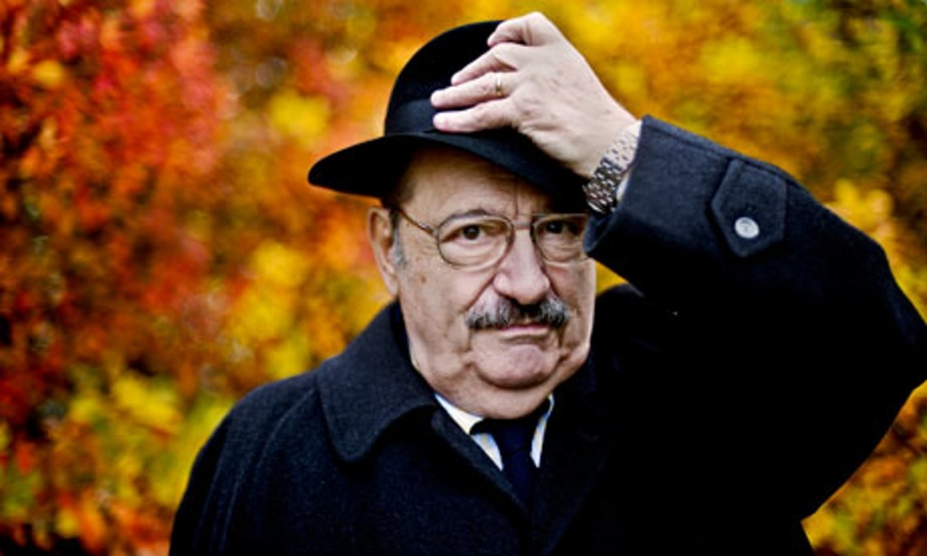 Umberto Eco- Sarah Lee para The Guardian
